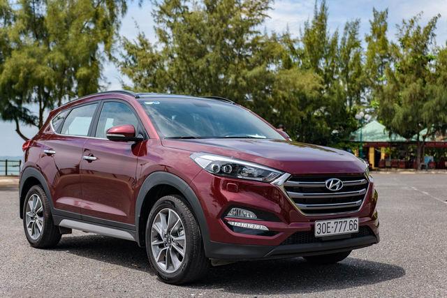 Hyundai Tucson 1.6 Turbo: Sức mạnh ấn tượng! - 11