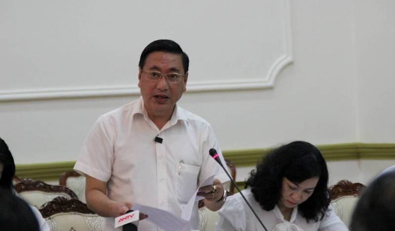Chủ tịch TP.HCM bất ngờ hỏi về chuyện Khaisilk - 1