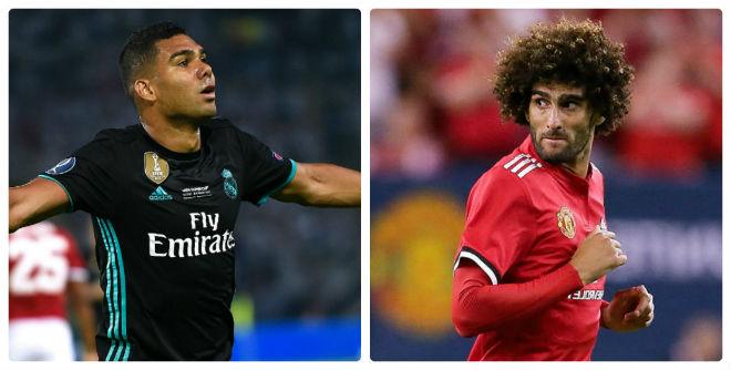 """Chuyển nhượng MU: """"Xử"""" Fellaini, mơ siêu tiền vệ Real - 1"""