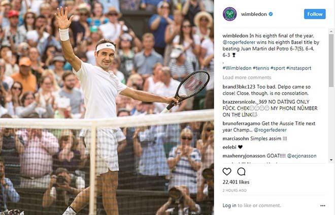 Federer 8 lần đăng quang Basel Open: Báo chí thế giới ngả mũ thán phục 10