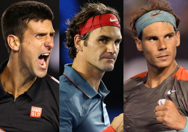 """Federer bỏ Paris, """"nhường"""" Nadal số 1: Cẩn thận """"mùa giải chết"""" 2013 1"""