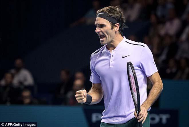 Federer ngạo nghễ đăng quang, Del Potro tâm phục khẩu phục 4