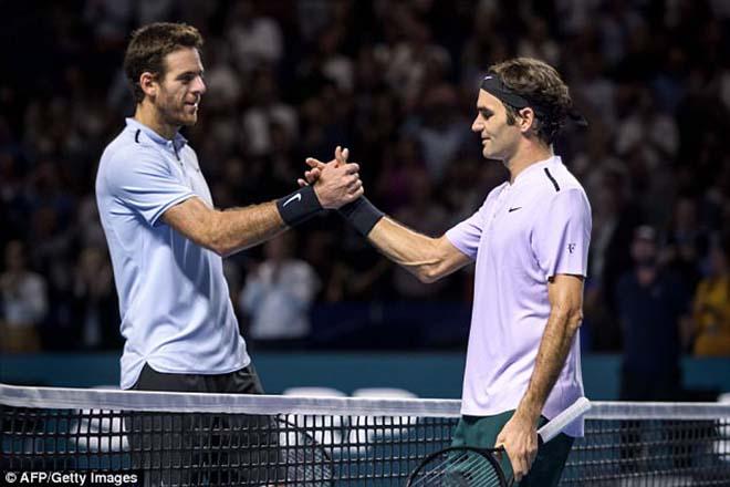Federer ngạo nghễ đăng quang, Del Potro tâm phục khẩu phục 6