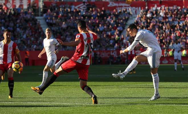 """Real thua cực sốc: Ronaldo """"chân gỗ"""", thời oanh liệt còn đâu - 1"""