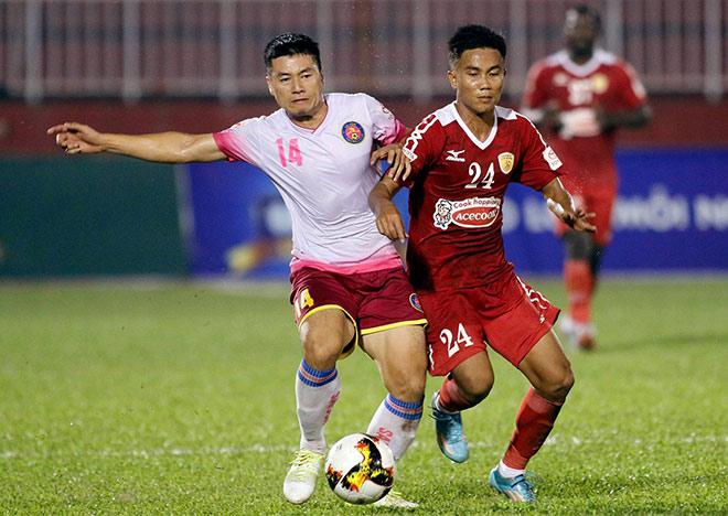 """Siêu phẩm bóng đá Việt Nam: Beckham, James Rodriguez cũng """"phải nể"""" 2"""