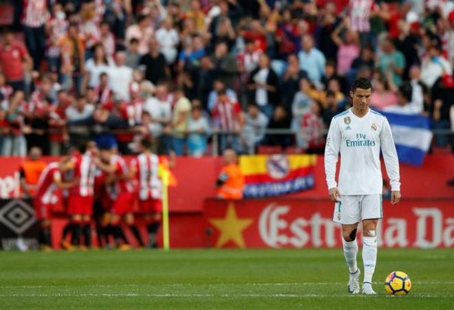 """Tiêu điểm Liga vòng 10: """"Ác mộng"""" Catalunya chôn vùi giấc mơ Ronaldo - Real - 1"""