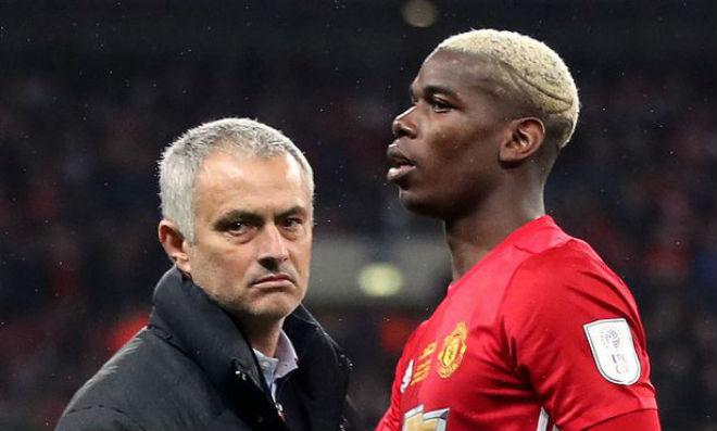 """Tin HOT bóng đá trưa 30/10: Mourinho cạn lời vì """"bệnh binh"""" Pogba - 1"""