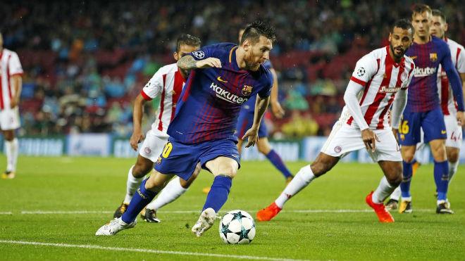 Trước lượt 4 vòng bảng cúp C1: MU - Barca đón niềm vui sớm, Real âu lo - 2