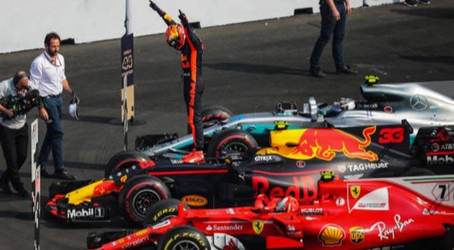 Đua xe F1, Mexican GP 2017: Cú va chạm thay đổi toàn bộ cuộc chiến 6