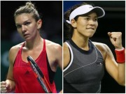 """Mỹ nhân tennis  """" giông tố """"  2017: Sharapova trở lại, loạn ngôi hậu"""