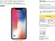 """Thời trang Hi-tech - Khách hàng phẫn nộ vì bị """"chém"""" thêm 100 USD khi mua iPhone X"""
