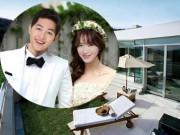 """"""" Biệt thự trăm tỷ """"  được chia sẻ rầm rộ không phải tổ ấm của Song Hye Kyo"""