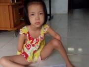 Giáo dục - du học - Cô bé không tay, dùng chân viết giấc mơ đến trường