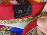 """Tin tức trong ngày - Khaisilk nói nhân viên tự mua khăn Trung Quốc là """"đổ cho cậu đánh máy"""""""