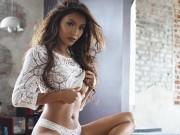 Làm đẹp - Những hình xăm nhỏ ngự toàn chỗ hiểm của hot girl làng võ Philippines