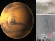 Công nghệ thông tin - Giải mã những rãnh lượn sóng bí ẩn trên Sao Hỏa