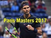 Thể thao - Kết quả thi đấu tennis Paris Masters 2017