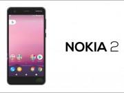 Thời trang Hi-tech - Nokia 2 giá rẻ lộ thêm cấu hình trước thềm ra mắt