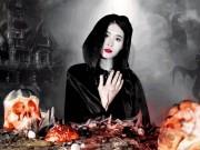 Hết hồn với tiệc Halloween của thánh nữ công sở