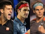"""Thể thao - Federer bỏ Paris, """"nhường"""" Nadal số 1: Cẩn thận """"mùa giải chết"""" 2013"""