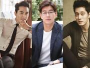 Phim - Mặc Song Joong Ki cưới vợ, 6 quý ông U40 này vẫn quyết độc thân bền vững