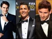 Tennis 24/7: Ronaldo, Messi  hít khói  Federer về giá trị bản thân