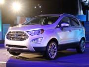 Ford EcoSport 2018 bản mới có giá 695 triệu đồng