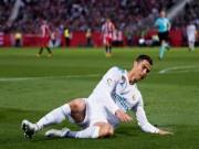 Bóng đá - Ronaldo 1 bàn/10 trận: Tự vỗ về, gánh Real què quặt đấu Tottenham