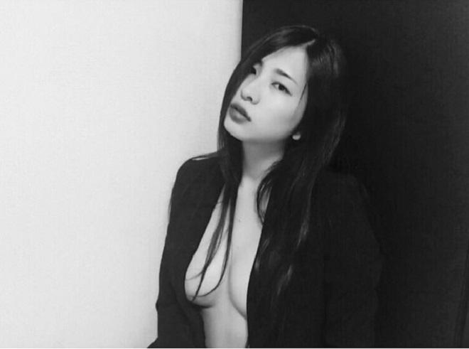 """""""Hoa hậu vòng 1 đẹp"""" Nhật Bản chuộng mốt không nội y mỗi ngày - 4"""