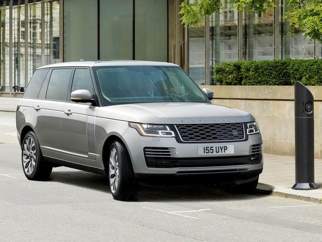 """Range Rover PHEV: Xe điện chuyên """"cày"""" địa hình - 1"""