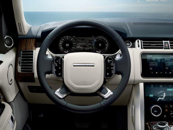 """Range Rover PHEV: Xe điện chuyên """"cày"""" địa hình - 4"""
