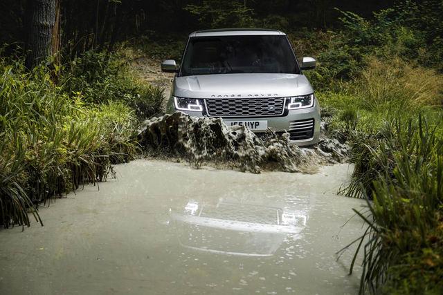"""Range Rover PHEV: Xe điện chuyên """"cày"""" địa hình - 5"""