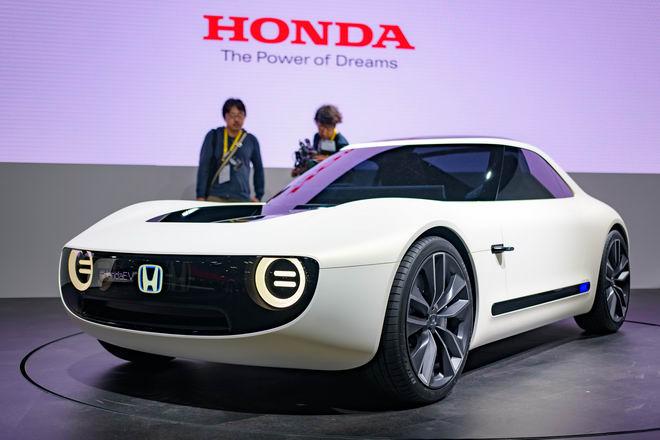 Ngắm xe thể thao chạy điện Honda Sports EV Concept - 1