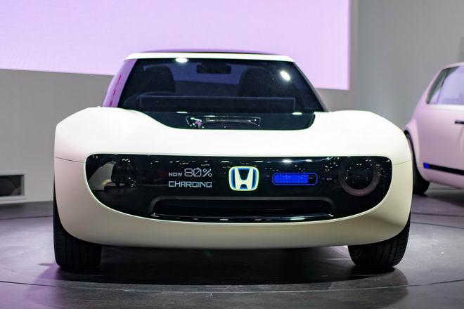 Ngắm xe thể thao chạy điện Honda Sports EV Concept - 2