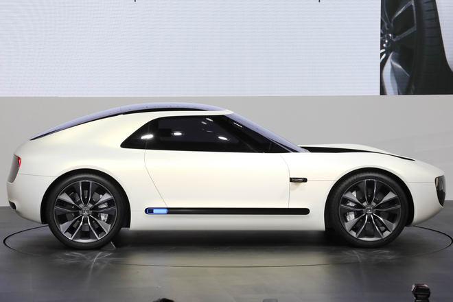 Ngắm xe thể thao chạy điện Honda Sports EV Concept - 3