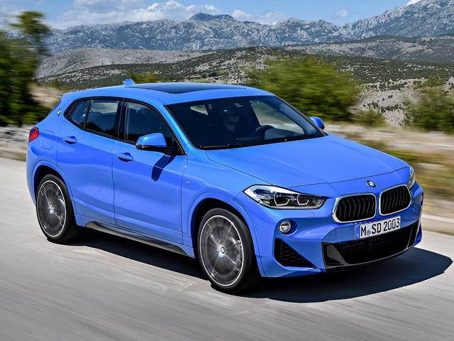 BMW X2 hoàn toàn mới: SUV cỡ nhỏ thể thao - 1