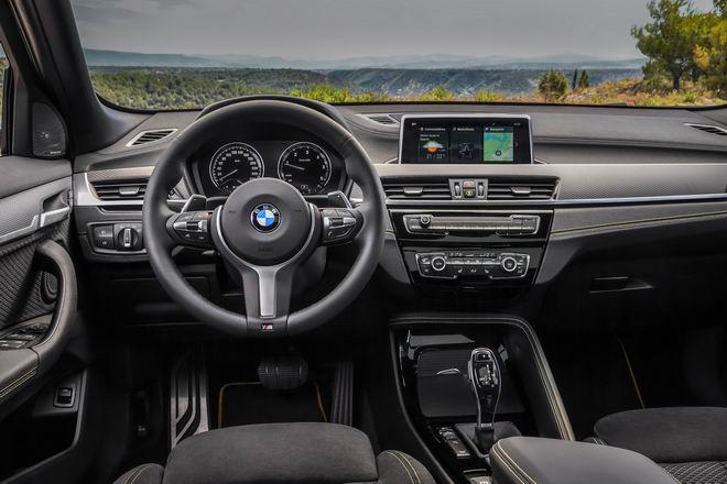 BMW X2 hoàn toàn mới: SUV cỡ nhỏ thể thao - 3