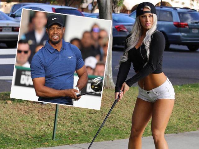 """Golf 24/7: Hot-girl Hàn Quốc tài giỏi, """"đẹp chim sa cá lặn"""" 4"""