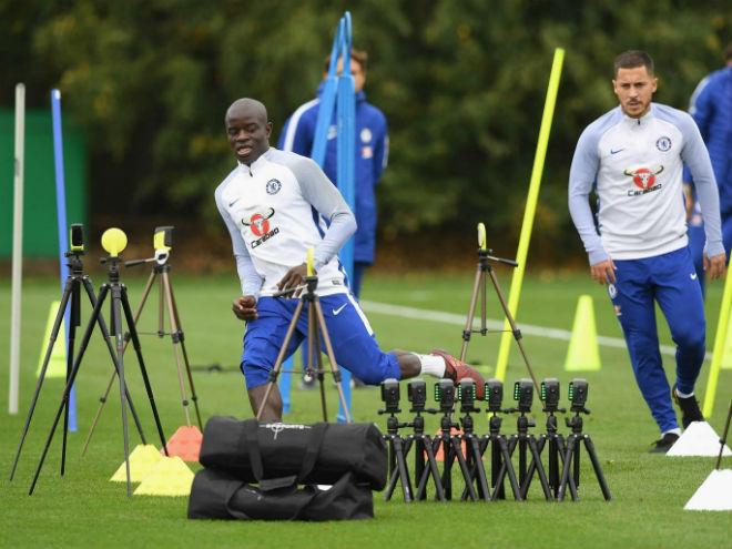 """Chelsea đấu MU: """"Quái vật trung tuyến"""" trở lại, gieo sầu """"Quỷ đỏ"""" - 1"""