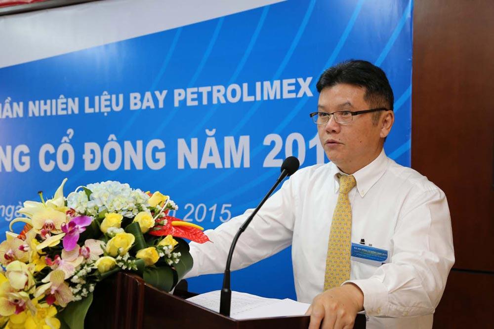 Lộ diện tân Tổng giám đốc tập đoàn Petrolimex - 1