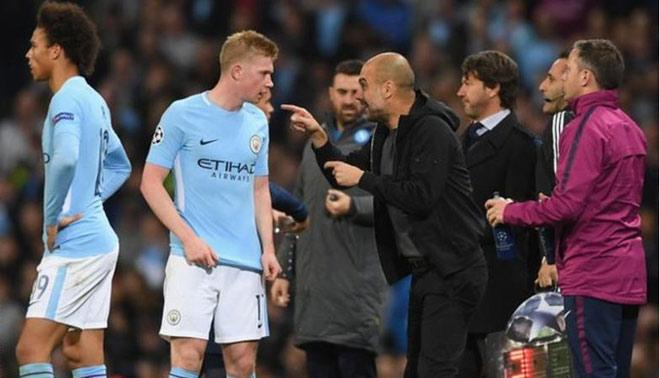 """Man City thắng """"vũ bão"""": Giữ Pep dài hạn, trói Bruyne 1 tỷ euro 1"""