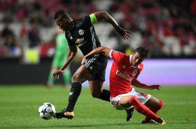 """MU - Benfica: Quyết bắn hạ """"đại bàng"""", bay qua vòng bảng 2"""