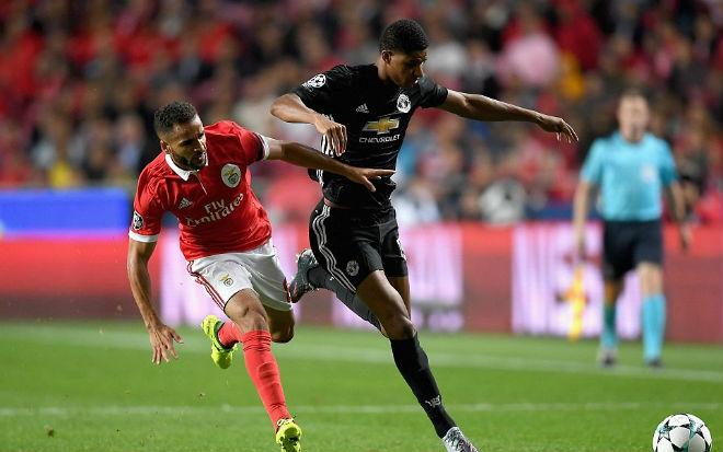 """MU - Benfica: Quyết bắn hạ """"đại bàng"""", bay qua vòng bảng 1"""