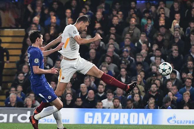 AS Roma - Chelsea: Conte lâm nguy, chờ Hazard - Morata cứu giá 1