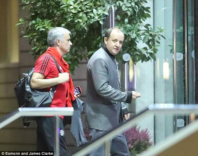 TRỰC TIẾP bóng đá MU - Benfica: Martial & Lingard xuất phát 22