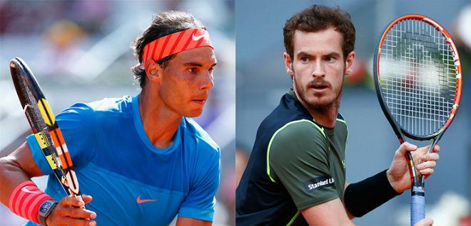 Tin thể thao HOT 31/10: Nadal quyết đấu Murray đầu năm sau 1