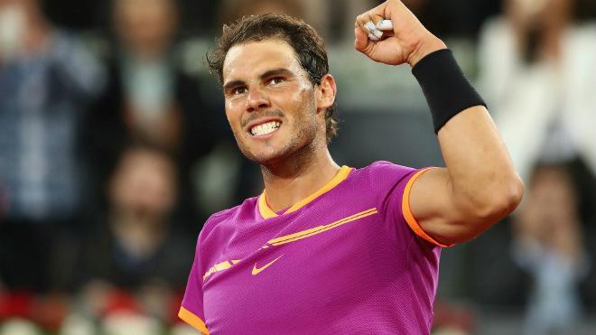 Tin thể thao HOT 31/10: Nadal quyết đấu Murray đầu năm sau 6