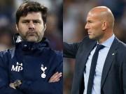 """Bóng đá - Real """"hít khói"""" Barca, Zidane bị dọa thay bằng HLV Tottenham"""