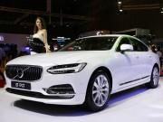 Tin tức ô tô - Sedan hạng sang Volvo S90 giá từ 2,4 tỷ đồng ở Việt Nam