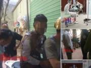 Một thanh niên tự thiêu trước cổng khu công nghiệp